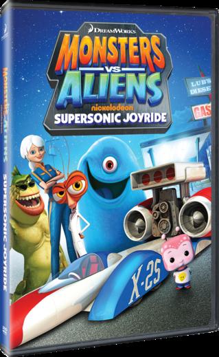 Monsters vs. Aliens: Supersonic Joyride
