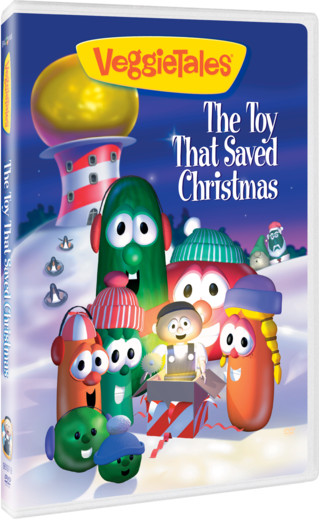 VeggieTales: The Toy That Saved Christmas
