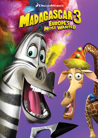 Madagascar: Europe's Most Wanted