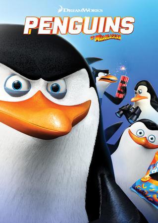 Penguins Of Madagascar