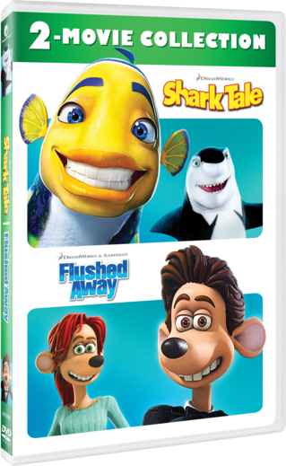 Shark Tale / Flushed Away: 2-Movie Collection