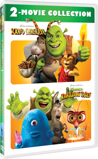 Scared Shrekless / Shrek's Thrilling Tales: 2-Movie Collection