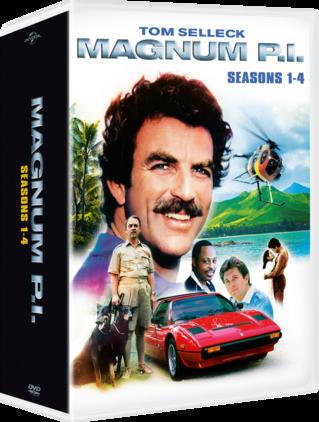 Magnum: P.I.: Seasons 1-4