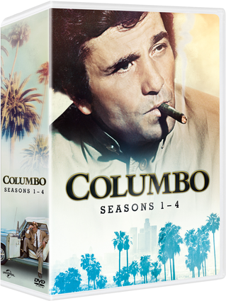 Columbo: Seasons 1-4