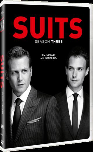 Suits: Season Three
