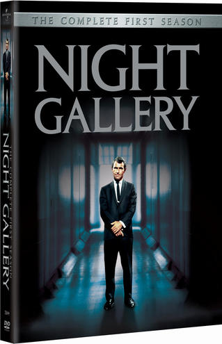 Night Gallery: The Complete First Season
