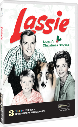 Lassie's Christmas Stories
