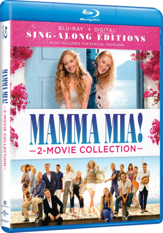 Mamma Mia! 2-Movie Collection