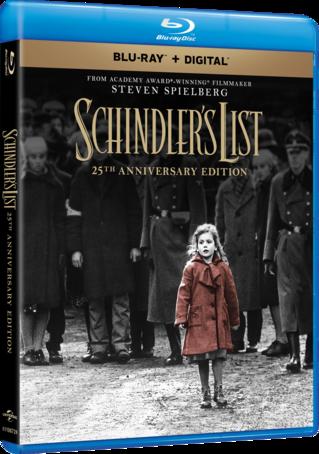 Schindler's List 25th Anniversary Edition