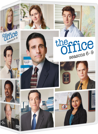 The Office: Seasons 6-9