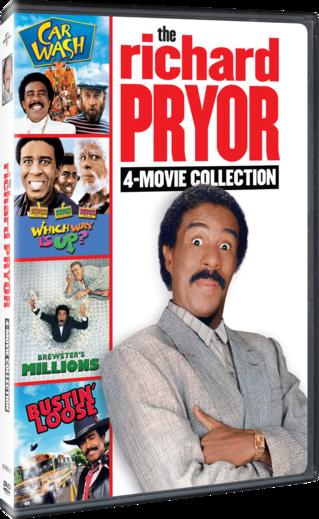 The Richard Pryor 4-Movie Collection