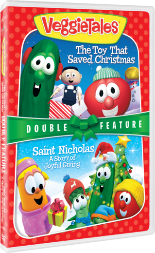 VeggieTales Holiday Double Feature: The Toy That Saved Christmas / Saint Nicholas: A Story of Joyful Giving