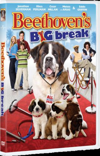 Beethoven's Big BreakBeethoven's Big Break