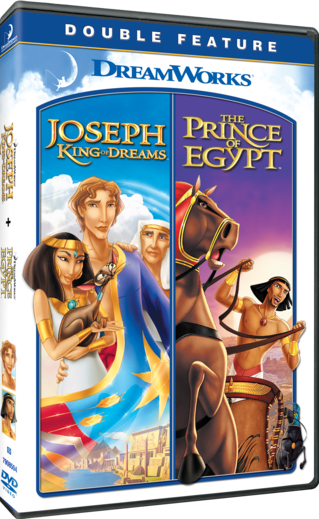 Joseph: King of Dreams / The Prince of Egypt Double Feature