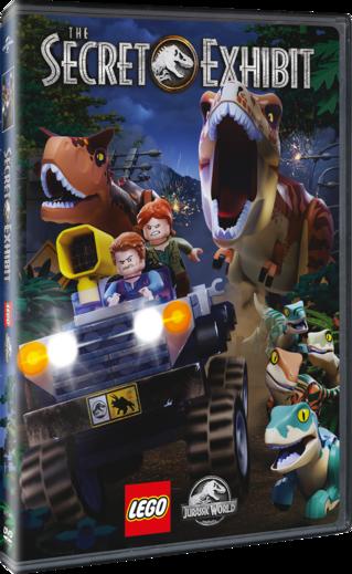 LEGO Jurassic World: The Secret Exhibit