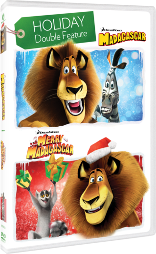 Madagascar / Merry Madagascar - Holiday Double Feature