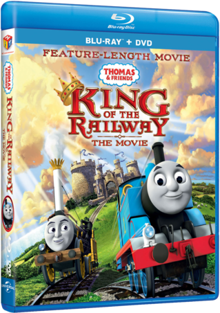 Thomas & Friends: King of the Railway - The Movie