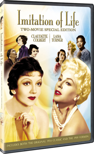 Imitation of Life Two-Movie Special Edition