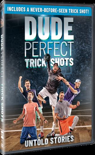 Dude Perfect Trick Shots