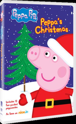 Peppa Pig- Peppa's Christmas