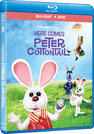 Here comes Peter Cotton Tail