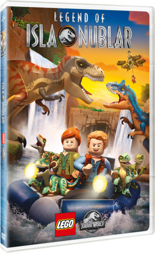 LEGO Jurassic World Legend Of Isla Nubla