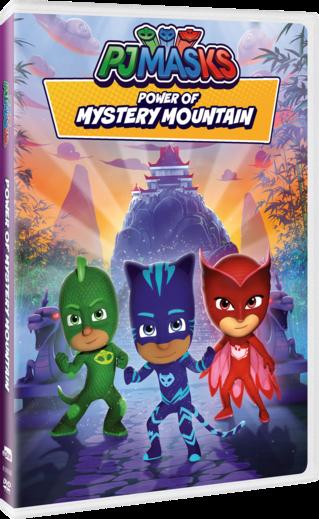 PJ Masks Power of Mystery Mountain