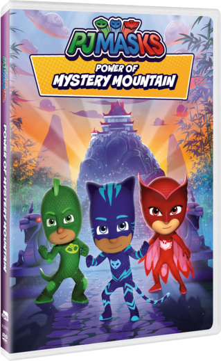 PJ Masks Power of Mystery Mountain