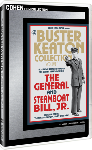 The General Steam boat Bill