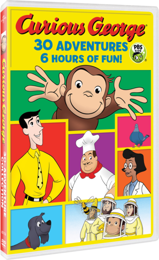 Curious George 30 Adventure Collection