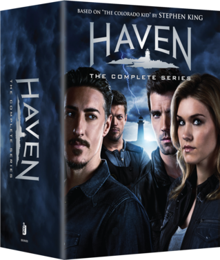 Haven The Complete Series