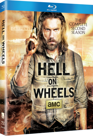 Hell On Wheels SS2