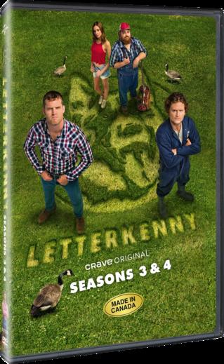 Letterkenny Season 3 & 4
