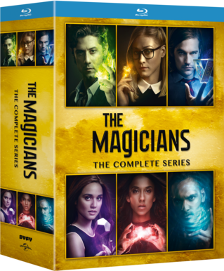 The Magicians The Complete Series
