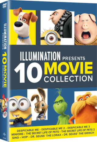 Illumination 10 movie collection