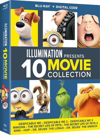Illumination 10 movie collection