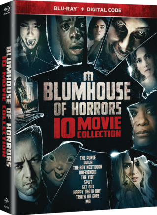 Blumhouse of Horrors