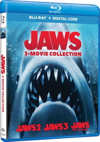 Jaws 3 Movie Collection