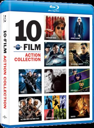 10 Film Action