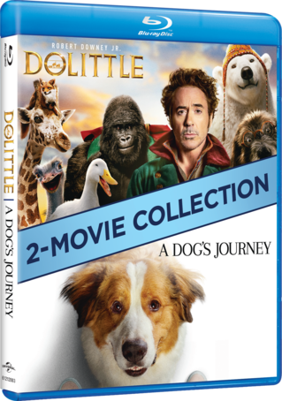 Dolittle/ A Dog's Journey