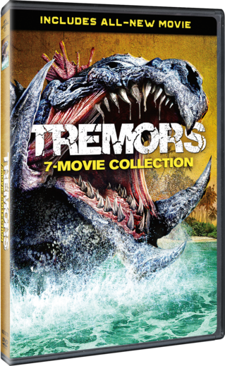 Tremors 7 Movie Collection