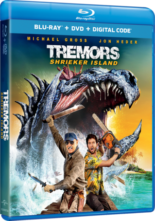 Tremors Shrieker Island