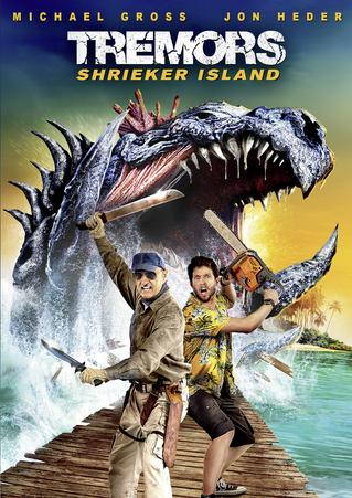 Tremors Shrieker Island