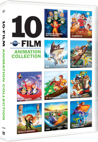 10 film animation collection