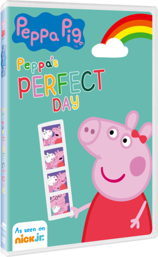 Peppa Pig's Perfect Day