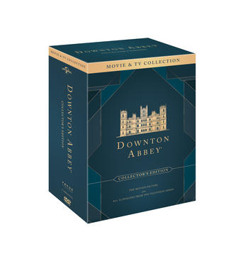 Downton Abbey Movie and TV collection