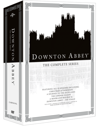 Downton Abbey the complete series