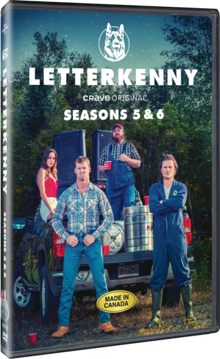 Letterkenny Season 5 & 6