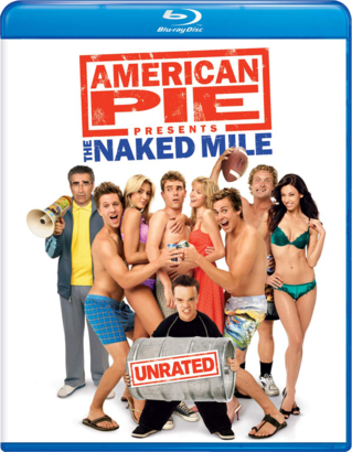 American Pie Presents: The Naked Mile Blu-ray
