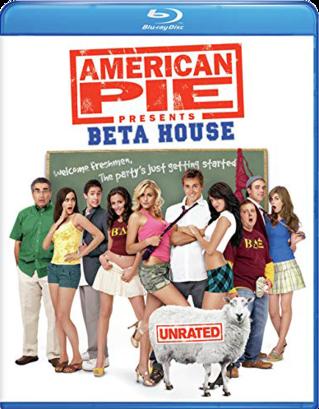 American Pie Presents: Beta House blu-ray